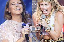 Edyta Górniak dostrzeżona na Instagramie przez Miley Cyrus! Amerykańska gwiazda opublikowała w sieci nagranie polskiej artystki