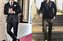 Eleganckie spodnie w modnych stylizacjach celebrytów