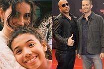 Paul Walker i Vin Diesel byli przyjaciółmi przed tragicznym wypadkiem. Ich córki też mają bliską relację (FOTO)