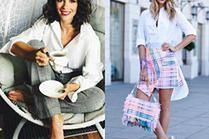 Biała bluzka - z czym ją nosić?