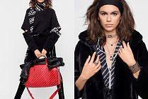 Postarzona córka Cindy Crawford w nowej kampanii Karla Lagerfelda