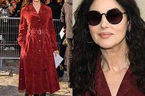 Dostojna Monica Bellucci czaruje fotografów na pokazie Diora