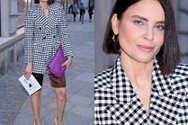 Joanna Horodyńska chwali się torebką Fendi za 10 tysięcy na premierze książki