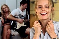 """Olga Kalicka zaśpiewała cover """"Shallow"""" Lady Gagi. Ma talent? (WIDEO)"""