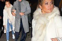 Jennifer Lopez wychodzi z baru z torebką za ponad MILION złotych