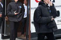 Bella Hadid przebrała się za swojego ochroniarza?