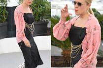 Cannes 2019: Fikuśne rajtuzy Chloe Sevigny walczą o uwagę pod koniec festiwalu