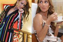Celine Dion rozkłada się na stole bilardowym jako nowa ambasadorka firmy kosmetycznej