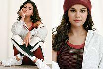 Szczęśliwa (?) Selena Gomez reklamuje odzież sportową