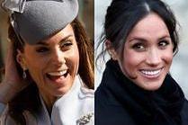 Meghan Markle i Kate Middleton zdecydowały się poprawić urodę? Ich uśmiechy nie są naturalne
