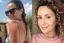 """Monika Mrozowska w bikini chwali się sylwetką po trzech ciążach. Fani zachwyceni: """"Co za ciało! PETARDA!"""""""