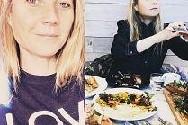 """Gwyneth Paltrow o diecie bez kompromisów: """"Zdrowe jedzenie to nie tylko ZIELONY SOK"""""""