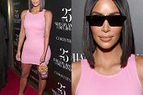 Landrynkowa Kim Kardashian chwali się torebką-frytkami