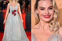 Olśniewająca Margot Robbie zachwyca w sukni za 50 tysięcy