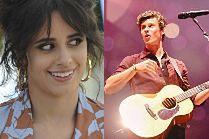 """Camila Cabello wspiera swojego """"chłopaka"""" podczas koncertu. """"Jesteś niesamowity!"""""""