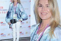 Wypoczęta Hanna Lis chwali się drogą torebeczką od Diora