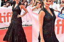 """Rozpromieniona Penelope Cruz promuje nowy film w iście """"hiszpańskim"""" wydaniu"""