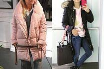 Pikowany płaszcz - trendy na jesień