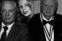 Barron Hilton nie żyje! Paris Hilton opłakuje ukochanego dziadka