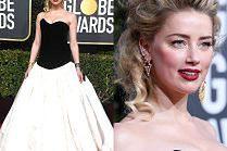 Złote Globy 2019: Amber Heard najgorzej ubraną gwiazdą?