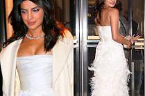 Narzeczona Nicka Jonasa świętuje swój nadchodzący ślub w kawiarni Tiffany'ego