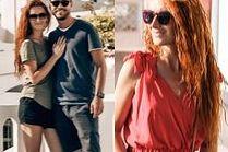 """Iwona Cichosz wyruszyła z mężem w podróż poślubną do Grecji. """"Pozdrowienia z Santorini"""" (ZDJĘCIA)"""