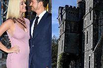 Katy Perry i Orlando Bloom W KOŃCU WEZMĄ ŚLUB! Pobiorą się w gotyckim zamku