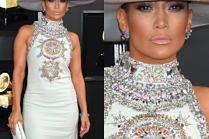 Jennifer Lopez okrzyknięta najgorzej ubraną gwiazdą rozdania nagród Grammy