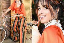 Przejęta Camila Cabello zachęca do zakupu kosmetyków