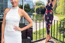 Obcisła sukienka w stylizacjach gwiazd - jakie wybierają?