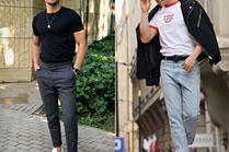 Moda w ulicznym stylu - propozycje celebrytów