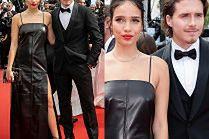 Cannes 2019: Młody Beckham promuje dziewczynę na premierze Tarantino