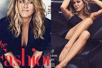 49-letnia Jennifer Aniston chwali się nogami w nowej sesji