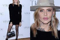 Co Maja Sablewska schowała sobie pod kapeluszem?