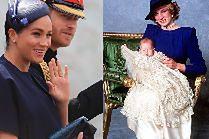 Chrzest syna Meghan Markle i księcia Harry'ego. Wiadomo, jaki strój będzie miał Archie