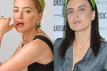 Amber Heard pozuje w ulubionej opasce Horodyńskiej