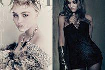 """Zmysłowa Lily-Rose Depp pozuje dla koreańskiego """"Vogue'a"""""""