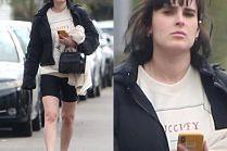 Córka Demi Moore wychodzi z siłowni w koszulce za 2 tysiące złotych