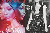 """Naomi Campbell umacnia wizerunek diwy w sesji dla """"Vogue'a"""""""