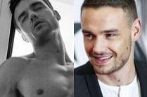 """Nagi Liam Payne promuje nowy """"secret project"""" na Instagramie. Komentujący uradowani: """"FAJNE ZASŁONY"""""""