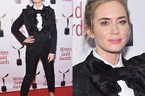Emily Blunt lansuje modę na ogromne muchy za 2 tysiące złotych