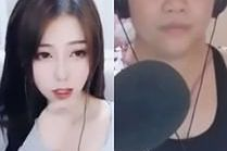 Qiao Biluo zdemaskowana przez AWARIĘ FILTRA! Chińska streamerka okazała się... 58-letnią kobietą
