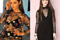 Najpiękniejsze sukienki z prześwitami - 5 inspiracji