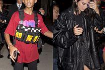 Kendall Jenner imprezuje w Hollywood z synem Willa Smitha