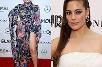 """Modelki XXL walczą o uwagę na imprezie dla """"kobiet roku"""""""