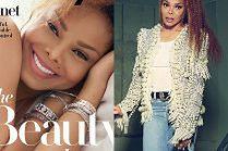 """52-letnia Janet Jackson odmładza się w sesji dla """"InStyle'a"""""""