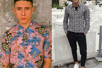 Koszula we wzory – jakie printy wybierają celebryci?