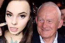 """Leszek Miller rozpływa się nad wytatuowaną wnuczką: """"Jest CAŁYM MOIM ŚWIATEM"""""""