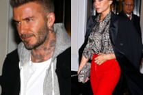 Stylowi Beckhamowie na podwójnej randce z dziewczyną swojego najstarszego syna