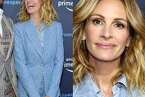 51-letnia Julia Roberts prezentuje swój znany uśmiech na premierze serialu